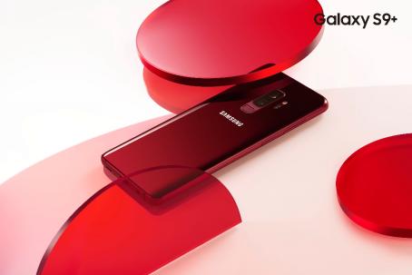 三星Galaxy S9|S9+勃艮第红 唤醒多姿多彩的世界